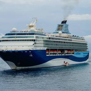 Marella Explorer 2: First Cruise Ship Since 2019 to Arrive in Port of Cromarty Firth