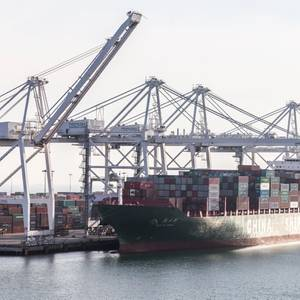 Port of Long Beach Reports Cargo Increase