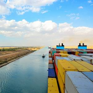 Suez Canal May Expand Southern Channel, Chairman Says