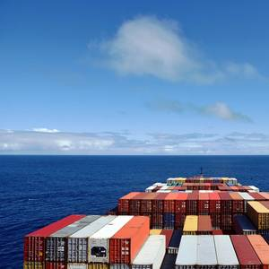 First of 70 New Containerships Delivered to Seaspan