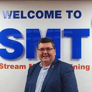 Profiles in Maritime Training: Martyn Thomas, Chief of Staff, Stream Marine Training Ltd. (SMT)