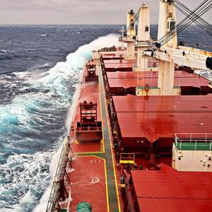 Baltic Dry Index Hits 11-year High