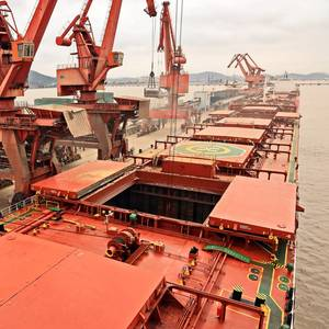 BIMCO Number of the Week: Capesize Bulk Carriers Extend Bull Run