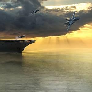 Fincantieri Inks Deal to Support Daewoo in Aircraft Carrier Design