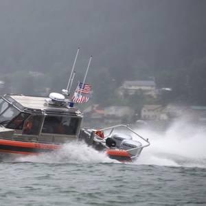 Coast Guard Receives New Response Boats in Alaska