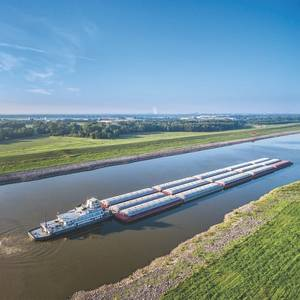 Marine Finance for Brown Water Operators