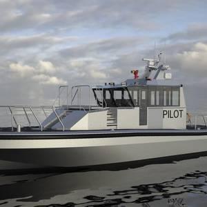 Metal Shark Bags Pilot Boat Build Contracts