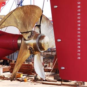 Rays of Hope Seen for German Marine Equipment Suppliers