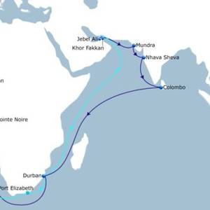 CMA CGM Expands India/Middle East/Africa Service