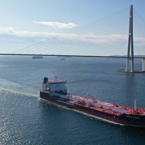 Sovcomflot Names New Arctic Shuttle Tanker