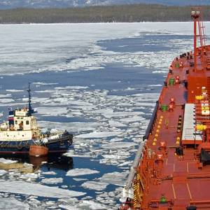Russia Aims for Year-round Shipping via Northern Sea Route in 2022 or 2023