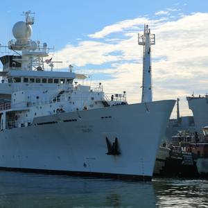 Halter Marine Awarded Contract for T-AGS 67