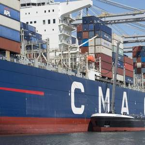 CMA CGM Completes Sale of Eight Terminals