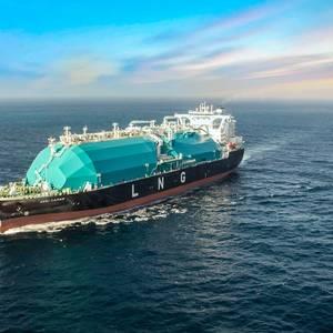 LNG Carrier Seri Camar Delivered to MISC
