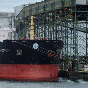 Panamax Bulk Carrier Rates Hit Over 10-year High
