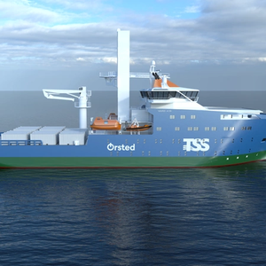 Ørsted to Charter First Ever Taiwan-Flagged SOV on 15-Year Deal