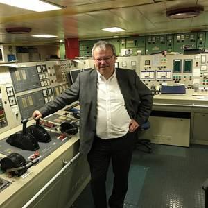 Hasås joins Kongsberg Digital as SVP for Maritime Simulation