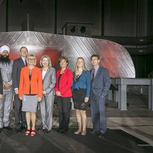 Donors Give $2.9 Mln to Train BC's Future Shipbuilders
