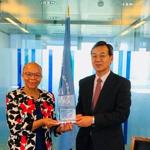 ReCAAP ISC, WMU Strengthen in Fight Against Piracy