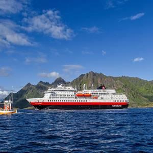 MS Otto Sverdrup: Hurtigruten's Third Battery-Hybrid Expedition Cruise Ship
