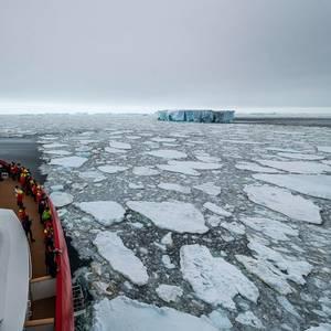 Hurtigruten Makes History in Antarctica