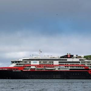 At Least 40 Infected with COVID-19 on Hurtigruten Cruise Ship