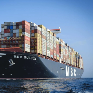 MacGregor Cargo System for World's Largest Boxship