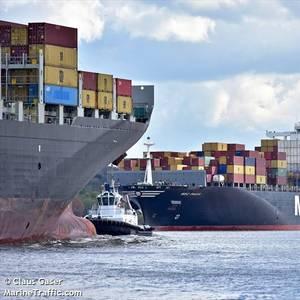 New Era in the Middle East: Cargo Ship from Dubai Arrives in Haifa
