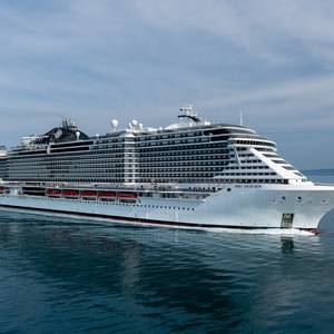 Fincantieri Delivers MSC Seaview