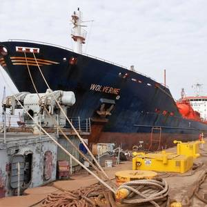 Texas Yard is US' First EU-compliant Shipbreaking Site