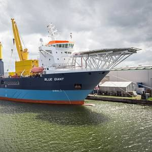 Harren & Partner Buys Offshore Construction Vessel