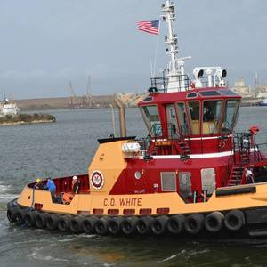 Eastern Delivers Tug to E.N. Bisso