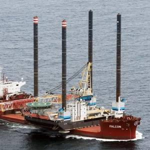 OHT Sees Uptick in Demand to Transport Offshore Wind Equipment to China