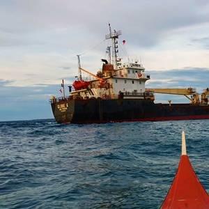 Cargo Ship Grounds After Officer On Watch Falls Asleep