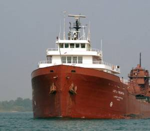 Scrubbers Installed on Another Great Lakes Bulker