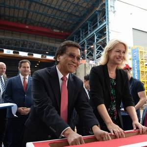Keel Laid for Dream Cruises' New 204,000 gt Ship