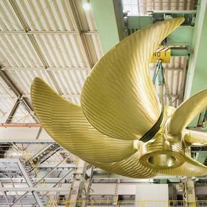 Nakashima Propeller Takes Majority Stake in Becker Marine Systems