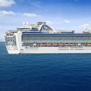 Coronavirus-hit Carnival Cruise Ship Docks in Australia
