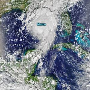 Storms Marco and Laura Shut 82% of Gulf of Mexico Oil Production
