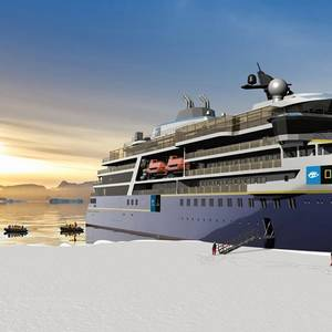 Expedition Cruise Market Powers Ahead