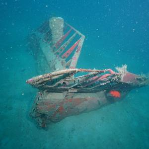 Missing WW II Bombers Found on the Seafloor