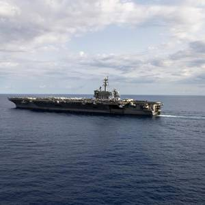 All Sailors on US Aircraft Carrier to be Tested for COVID-19