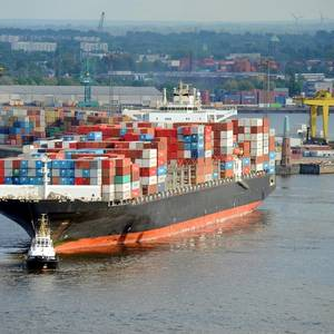 Shipping's Share of Global Carbon Emissions Increases