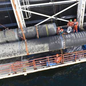 DNV GL Suspends Nord Stream 2 Pipeline Work for Fear of U.S. Sanctions