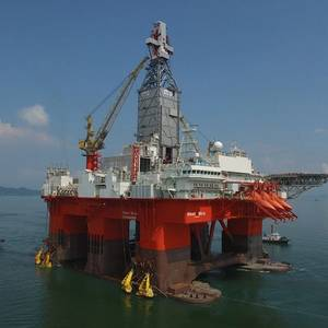 Northern Drilling Orders New Drillship at DSME