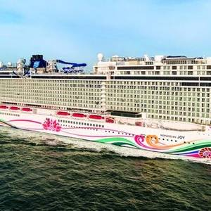Norwegian Joy is US Bound