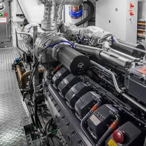 MAN Releases First IMO Tier III Workboat Engine