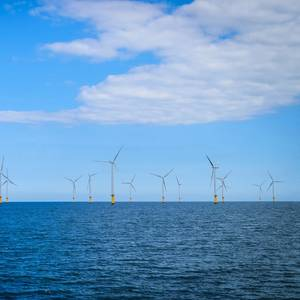 German Offshore Wind Capacity on the Rise