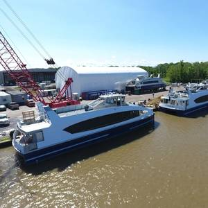 Repeat NYC Ferry Business for Metal Shark
