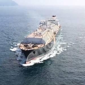 Hyundai Samho Delivers Diamond Gas Victoria LNG Tanker